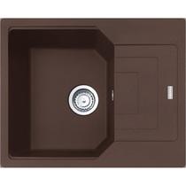 Кухонная мойка FRANKE - UBG 611-62 шоколад (114.0595.310)