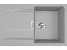Кухонная мойка FRANKE - S2D 611-78 серый (143.0618.369)