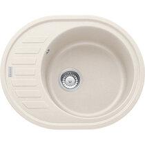 Кухонная мойка FRANKE - ROG 611C ваниль (114.0296.610)