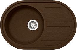 Кухонная мойка FRANKE - ROG 611 шоколад (114.0359.949)