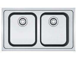 Кухонная мойка FRANKE - OLX 620-79 полированная (101.0456.502)