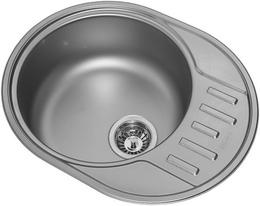 Кухонная мойка FRANKE - POLAR PXL 611-57 декор (101.0443.085)