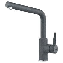 Кухонный смеситель FRANKE - Urban с выдвижным шлангом графит (115.0595.090)